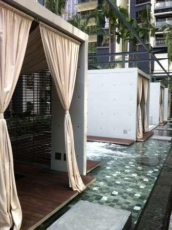 VƯỜN CHUNG CƯ ST. MARY- Kuala Lumpur