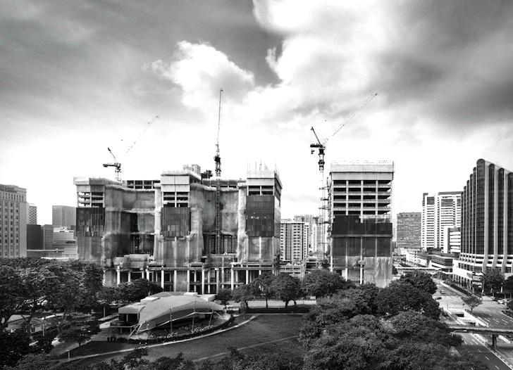 TÒA NHÀ CÔNG VIÊN HOÀNG GIA SINGAPOR