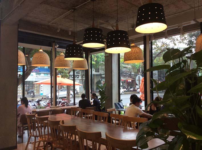 NHỮNG QUÁN CAFÉ NHỎ XINH Ở ĐÀ NẴNG